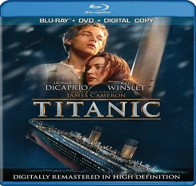 فلم Titanic 1997 مترجم بنسخة BluRay