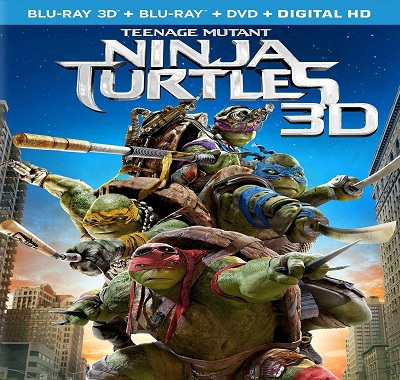 فلم Teenage Mutant Ninja Turtles 2014 مترجم 720p BluRay