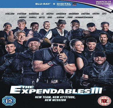 فلم The Expendables 3 2014 مترجم بنسخة 576p & 720p BluRay