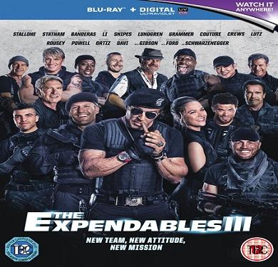 فلم The Expendables 3 2014 مترجم بنسخة 576p & 720p BluRay