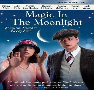 فلم Magic in the Moonlight 2014 مترجم بجودة DvDRip