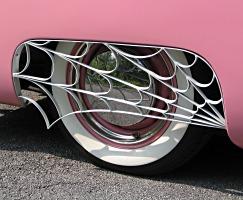 Pinstriping Designs Spider Web Pinstriping...
