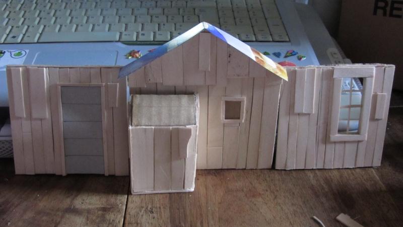 la maison de pazu ch teau dans le ciel ghibli. Black Bedroom Furniture Sets. Home Design Ideas