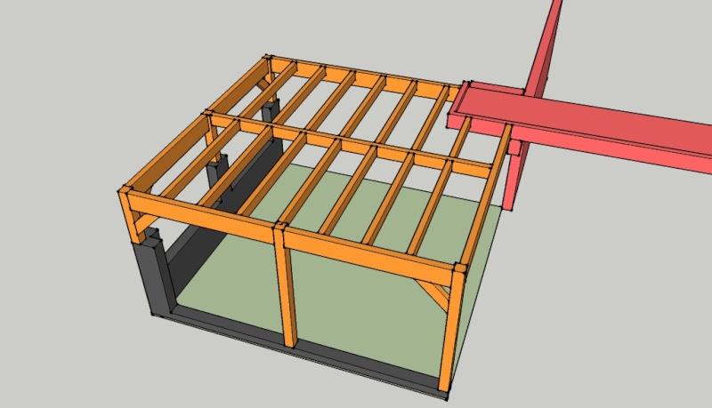 [AIDE] Projet de terrasse suspendue # Calcul Section Poutre Bois Gratuit