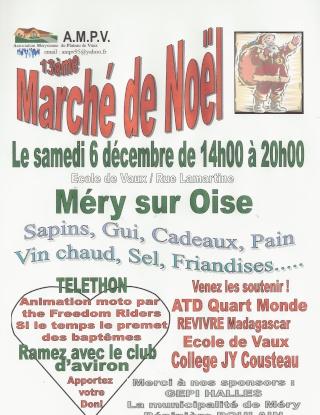 6 D Cembre 2014 Telethon A Mery Sur Oise