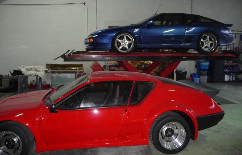 Le garage alpine renault hamelin for Garage alpine orthez