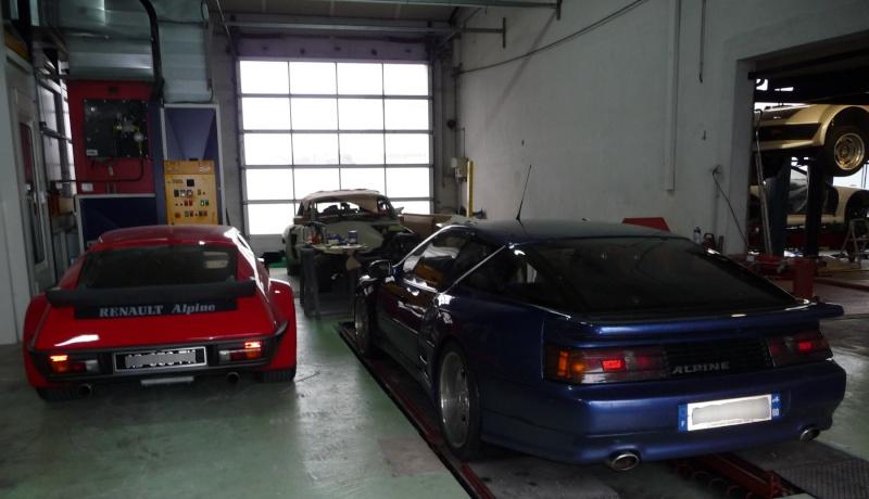 le garage alpine renault hamelin