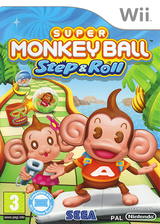 [WII] Super Monkey Ball: Step & Roll