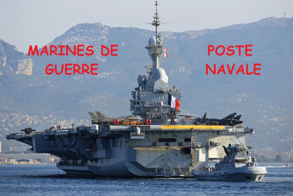 Marines de Guerre et Poste Navale