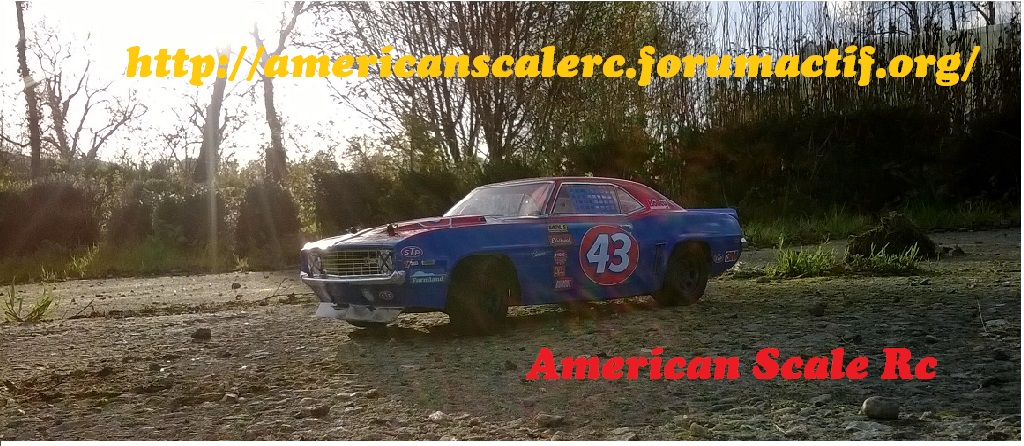 American scale Rc