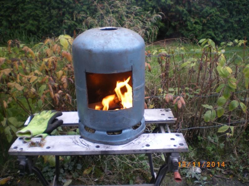 Que faites vous de vos chutes de bois - Chauffage avec bouteille de gaz ...