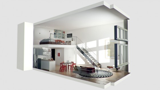 Mezzanine - Hauteur sous plafond pour mezzanine ...