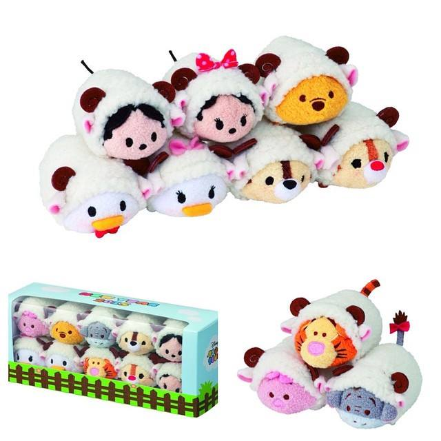 peluches tsum tsum page 25. Black Bedroom Furniture Sets. Home Design Ideas