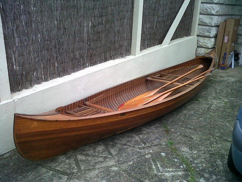 canoe vente