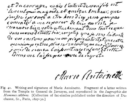 marie antoinette letter to her mother Jean fran ois gabriel de polastron: mother: jeanne the austrian ambassador in a letter to the queen's mother, empress maria theresa of austria, the ambassador wrote, it shortly after hearing of the execution of marie antoinette her family simply announced that she had died as a.
