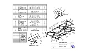Plan leve moto for Fabrication presse hydraulique maison