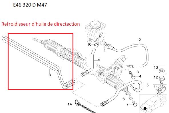 bmw e46 320d an 2000 probl me direction assist e. Black Bedroom Furniture Sets. Home Design Ideas