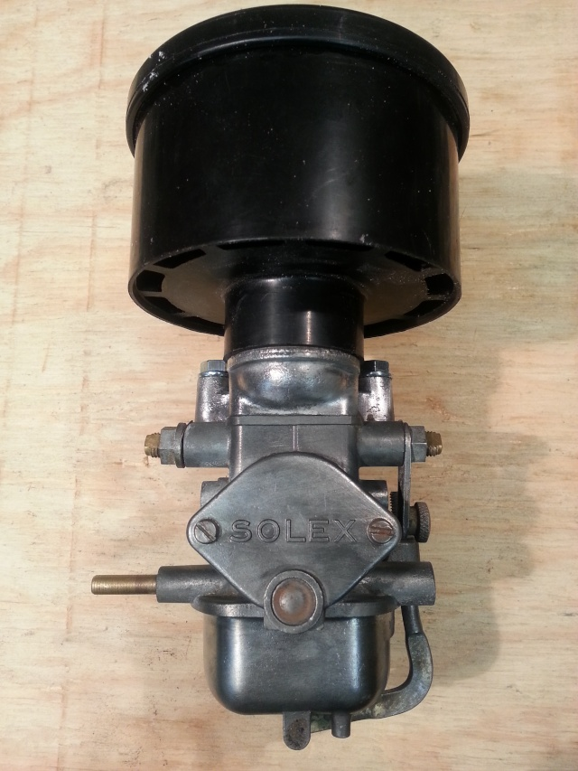 carburateur solex 22 nh