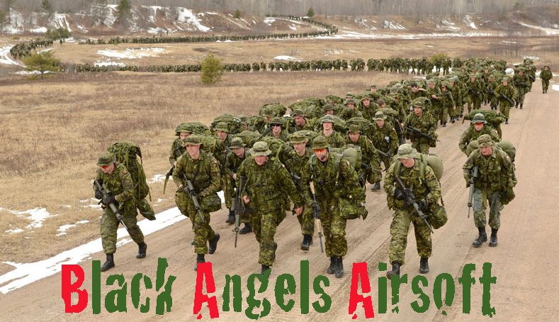 Black Angels Airsoft