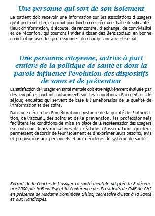 Charte du patient : - Charles-Perrens Bordeaux
