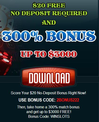 Win Palace free bonus
