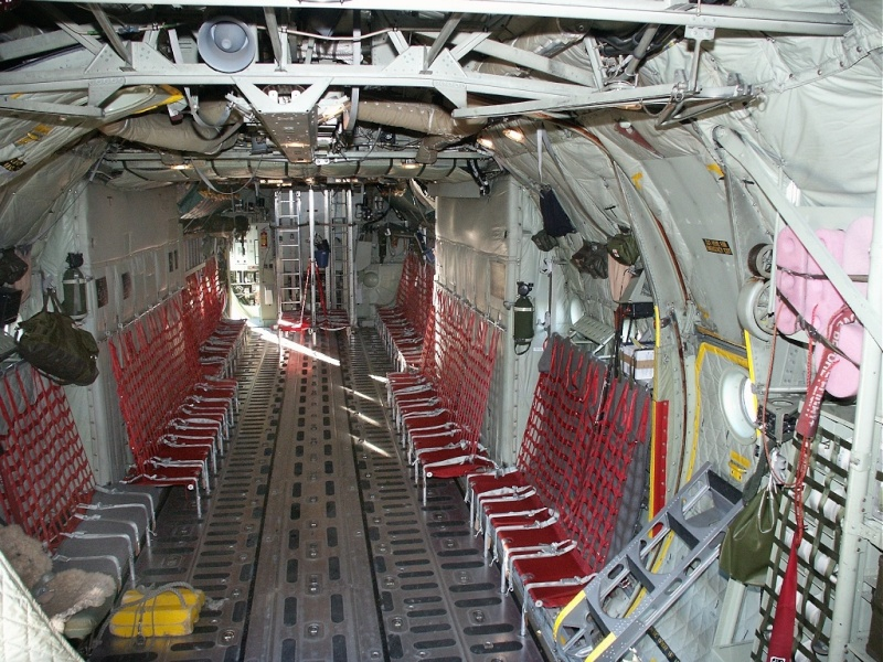 Hercule c130 for Interieur algerien