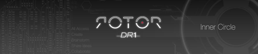 Rotor DR1 Inner Circle
