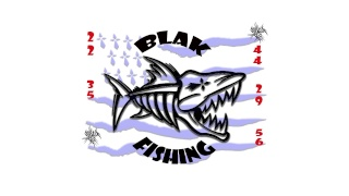 KAYAK BLAKFISHING