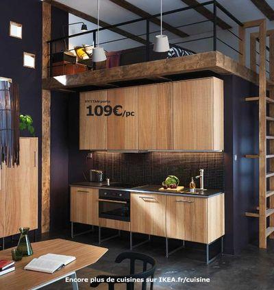salon sixties sur cuisine ouverte. Black Bedroom Furniture Sets. Home Design Ideas
