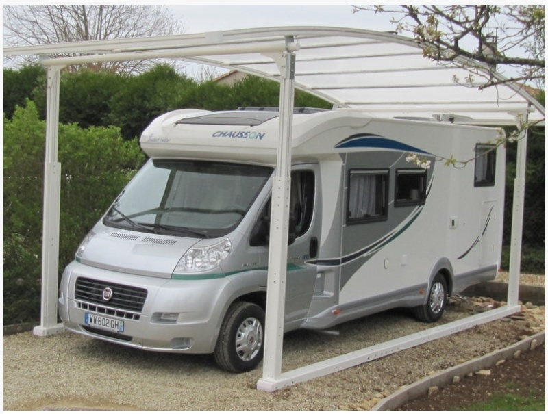Housse Camping Car  Occasion