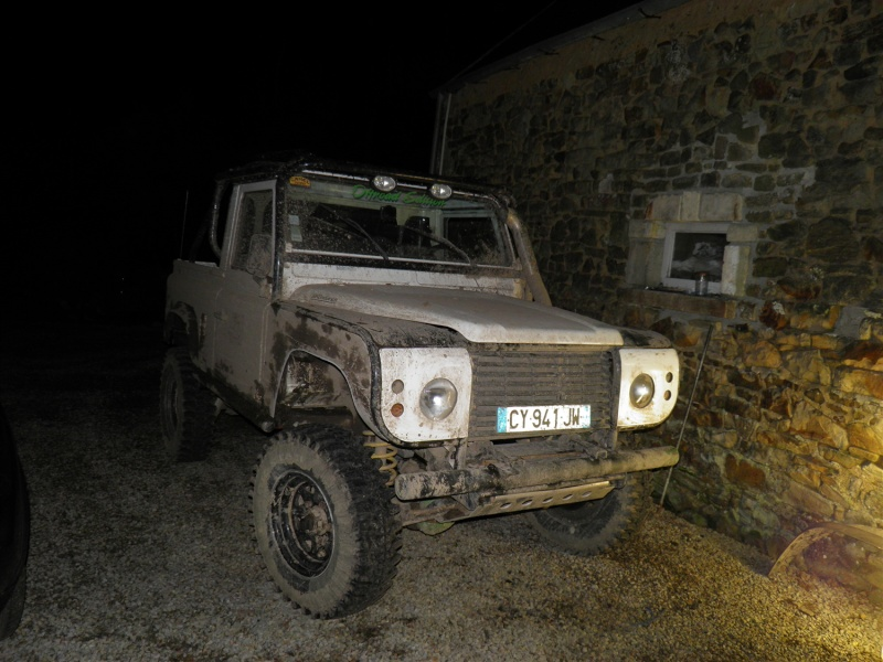 Defender 90 for Arceau exterieur defender 90