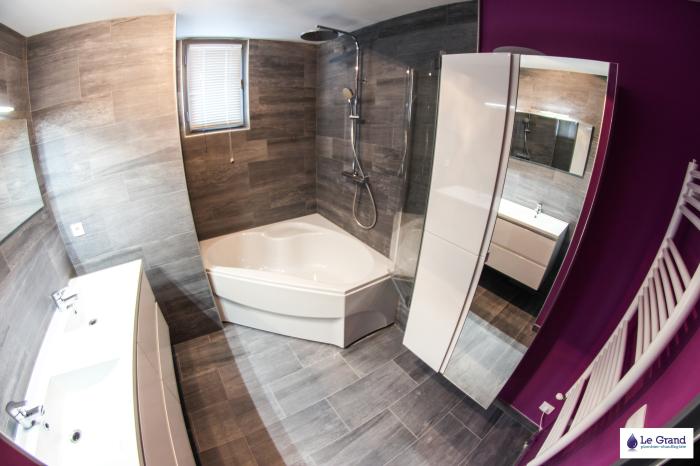 Refaire salle de bain viellote page 2 - Refaire salle de bains ...